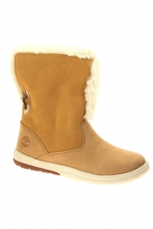 boots fourres timberland toddle tracks jaune