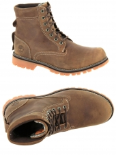 boots timberland rugwp ii 6in bt rst marron