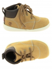 bottillons timberland tree sprout lace jaune