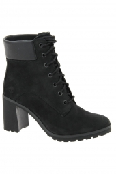 bottines fashion timberland allington 6in lace up noir