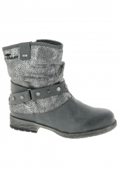 boots tom tailor 1670906 gris