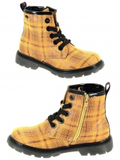 boots tom tailor 9071616 jaune