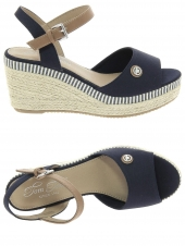 espadrilles tom tailor 4890709 bleu