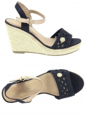 espadrilles tom tailor 4890805 bleu