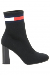 bottines fashion tommy hilfiger en0en00703 noir