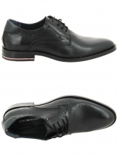 derbies tommy hilfiger fm0fm02451 noir