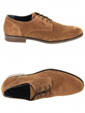 derbies tommy hilfiger fm0fm02723 marron