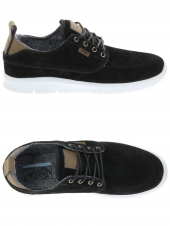 baskets mode vans brigata lite noir