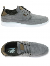 baskets mode vans brigata lite gris