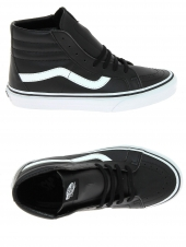 baskets mode vans sk8-hi reissue noir