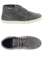 baskets mode victoria 6760 gris