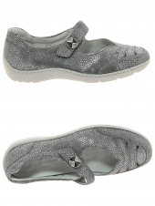 chaussures plates waldlaufer 496309 117 013 h gris