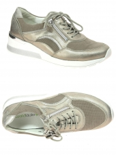 chaussures plates waldlaufer 939011 300 647 h taupe