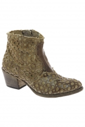 bottines d'ete we are irma a taupe