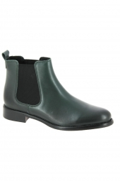 bottines de ville we do 77545b vert