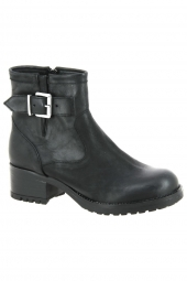 bottines fashion we do 99108d noir