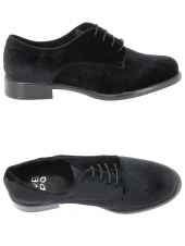 chaussures plates we do 22034q noir