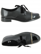 chaussures plates we do 9411za noir