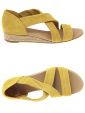 espadrilles we do co44281 jaune