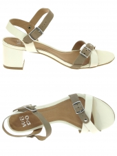 nu-pieds style ville we do 44364 blanc