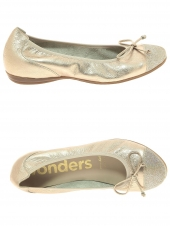 ballerines wonders a-30112 or/bronze