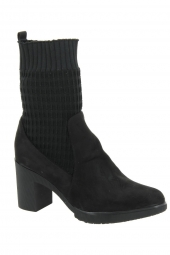 bottines de ville wonders m3729 noir