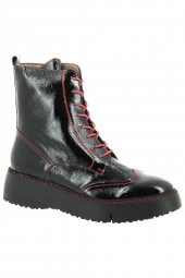 bottines fashion wonders a9307 noir