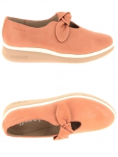 chaussures plates wonders a9704 orange