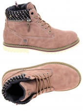 boots wrangler creek zip girl rose