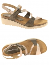 nu-pieds style casual xapatan 2164-litertad vert