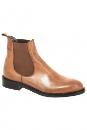 bottines de ville xsa 2026 marron