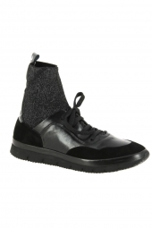 bottines de ville xsa 9161 noir