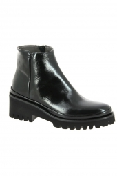 bottines de ville xsa 9177 noir