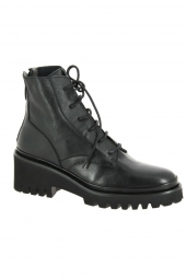 bottines de ville xsa 9178 noir