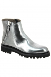 bottines fashion xsa 8941 gris