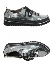 chaussures plates xsa 8010 gris